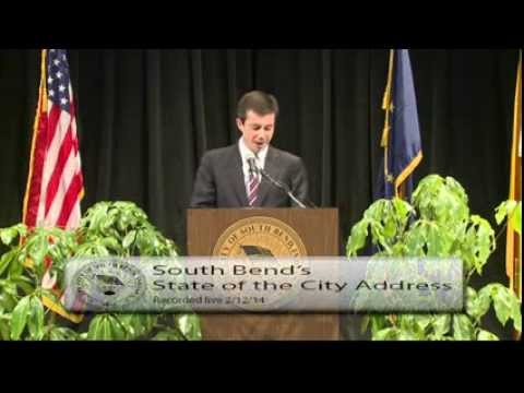 South Bend State of the City Address