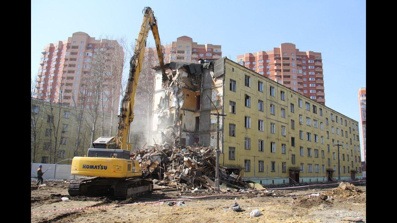 Кто на самом деле стоит за реновациями в Москве?