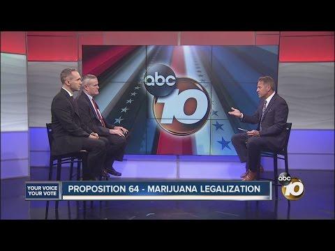 Debate: Proposition 64