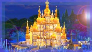 The Sims 4 Speed Build - Ariel's Underwater Castle
