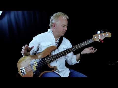 Barney Miller Theme Song Bass Lesson