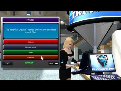 3D Virtual Campus Tours - Virtual Campus Tour - Real Virtual Admissions Tour
