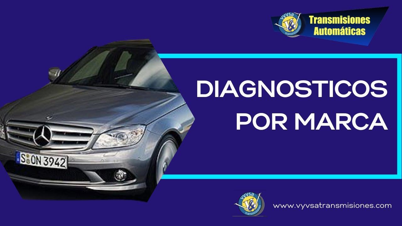 Transmisiones Automaticas Mercedes Benz   Solucion Problemas Frecuentes