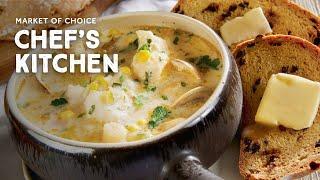 Irish Seafood Chowder   Market Choice Chef's Kitchen with Chef Greg