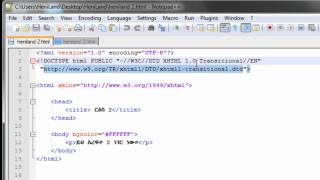 (X)HTML in Amharic lesson 3 by Heniland.com