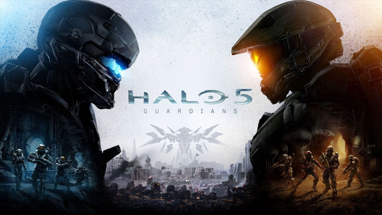 HALO 5 Guardians - E3 Gameplay Demo [PS4]