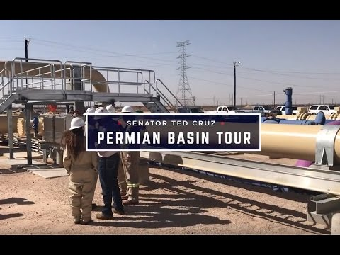 Sen. Cruz Permian Basin Tour
