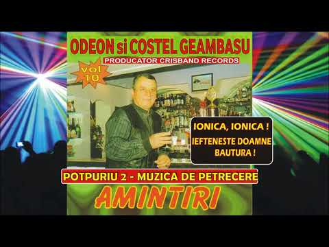 Costel Geambasu si Odeon Vol .10