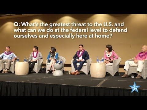 highlights-from-hawaii's-1st-congressional-district-forum-in-waikiki