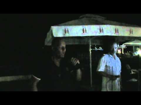 Ap. Havania Agios Nikolaos Crete Kreta Barbeque Karaoke