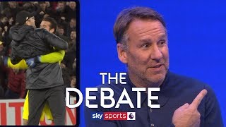 Was Jurgen Klopp in the wrong for his passionate celebration? | The Debate