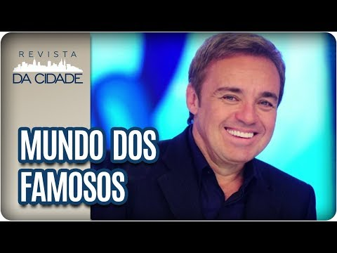 Gugu Liberato, Marcos Mion E Rômulo Arantes - Revista Da Cidade (30/11/2017)