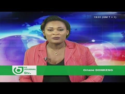 JOURNAL STV 19H00 - Vendredi 26 Mai 2017 - Présentation : Oriane DONKENG