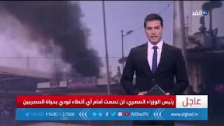 صحفي يكشف ملابسات حادث محطة القطارات الرئيسية في القاهرة