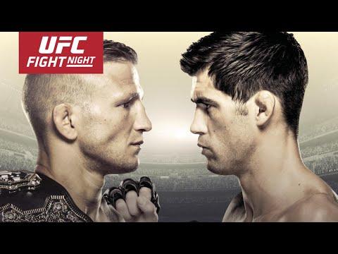 UFC Fight Night: Dillashaw vs. Cruz Media Conference Call