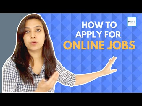 How to Apply for Jobs Online | Steps & Tips
