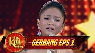 AKSI Amanda Dan Delima Nyanyi Bareng Bunda Rita Sugiarto - Gerbang KDI Eps 1 (24/7)