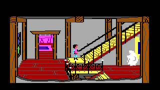 DOS Game: King's Quest III - To Heir is Human
