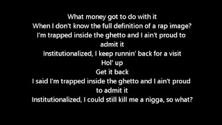 institutionalized kendrick lamar lyrics