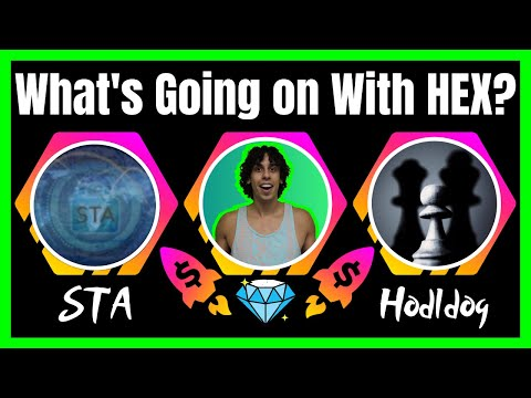 What's Going on With HEX??! – Crypto Market Analysis 🚀🔥