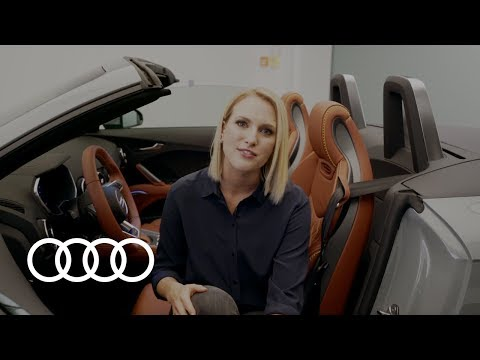 Review 2019 Audi TT 20 years and TTS | Ruth Hofmann presents the TT family
