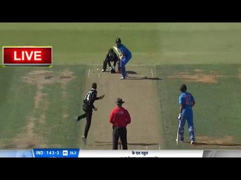 India Vs New Zealand 3rd ODI Live-INDVSNZ 3rd Odi Live Match