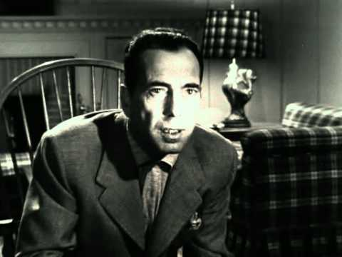 In a Lonely Place (Nicholas Ray, 1950) - Reconstruction Scene