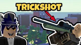 Tempo Trickshot! /Roblox Strucid (Deutsch/alemão)