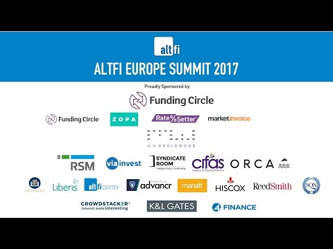 Highlights from the AltFi Europe Summit 2017