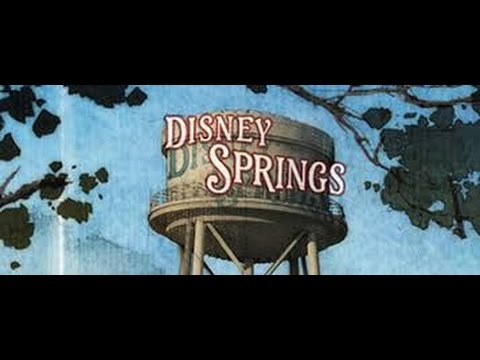 Disney Springs construction update June 2015 Downtown Disney
