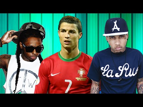 Lil Wayne Signs Cristiano Ronaldo?! + EXCLUSIVE Kid Ink Interview! - ADD Presents: The Drop