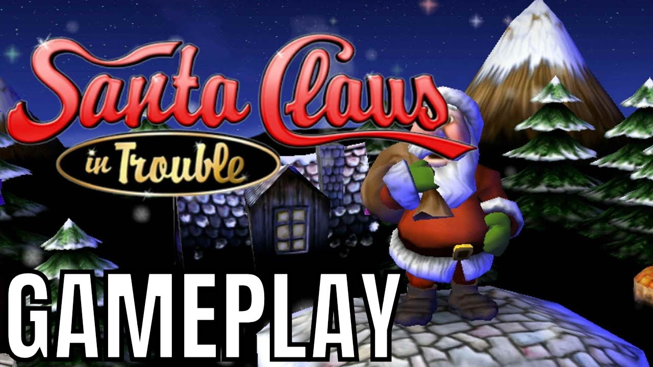 Santa claus in trouble download.