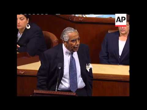 New York Democrat Charles Rangel says he's not resigning, despite 13 charges of ethical wrongdoing.