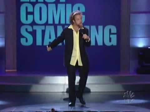 Josh Blue s4 ep7 Last Comic Standing [PL]