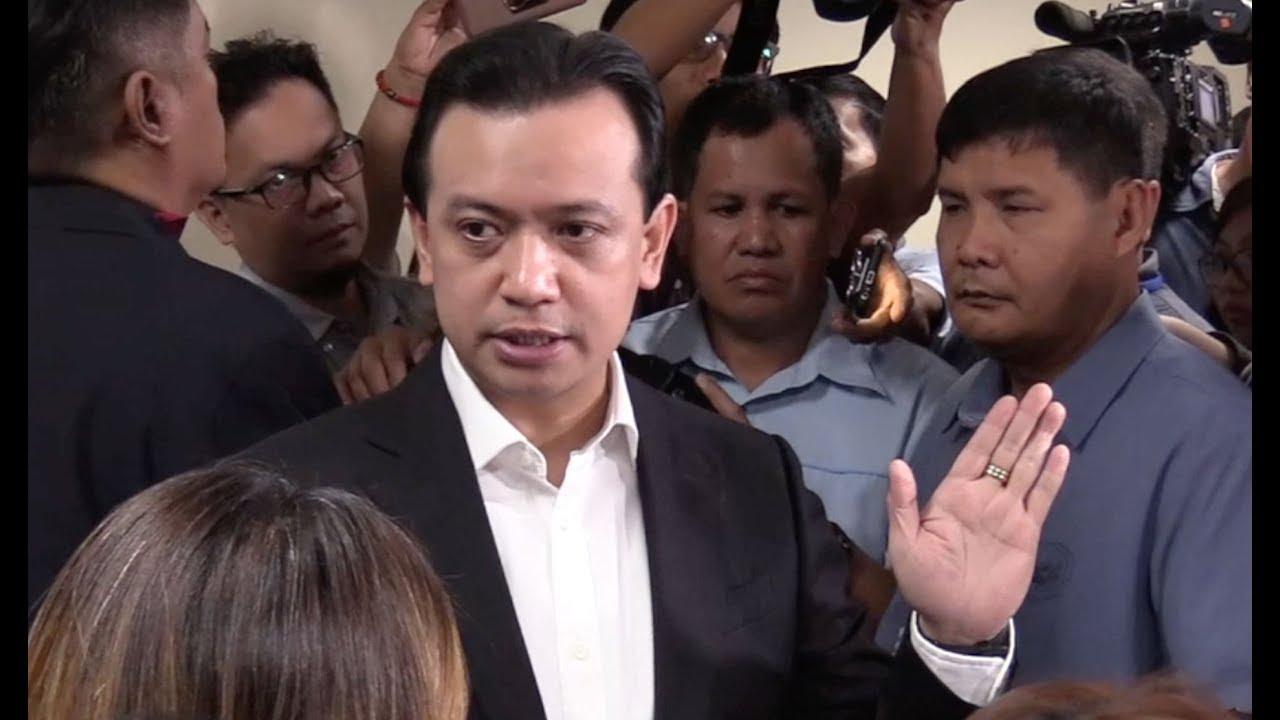 Trillanes dares Duterte to sign warrant, er, waiver