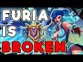 Furia...Might Just Be Good... | Paladins Ranked