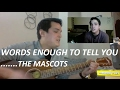 Words Enough to Tell You - The Mascots (cover)