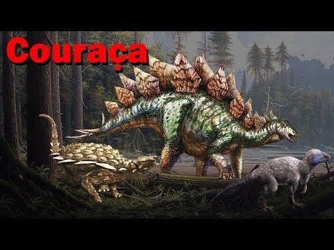 DINOSSAUROS PARTE 3: CRIANDO CASCA GROSSA (Período Jurássico) (#Pirula 277)