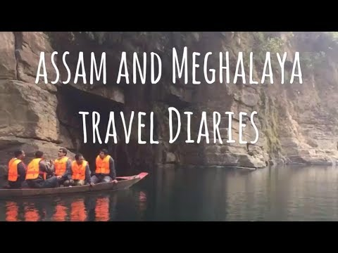 Assam and Meghalaya Travel Diaries | A trip to the North East India | Part - 1 | Mawlynnong