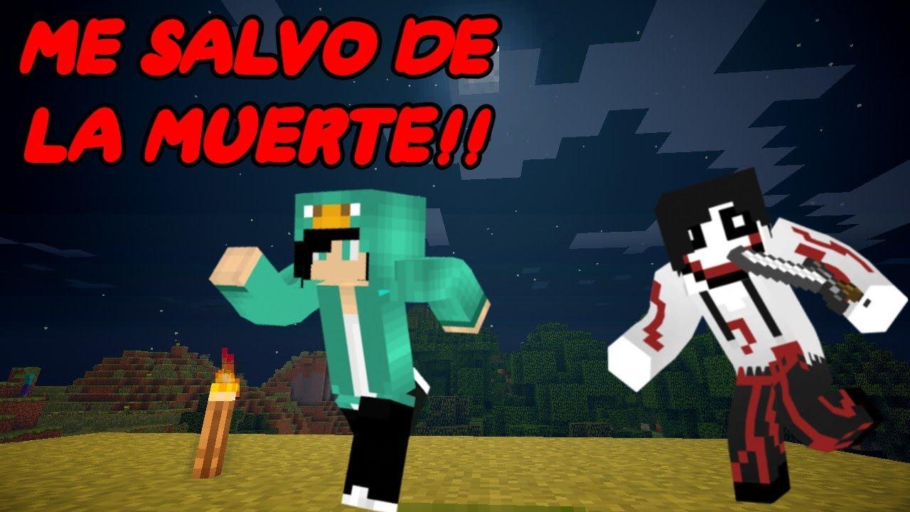 ME SALVO DE LA MUERTE!!