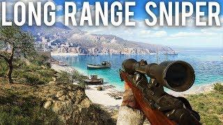 Long Range Sniper Battlefield 5