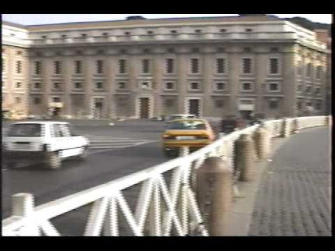 Vatican City Rome Italy 1994     St. Peter