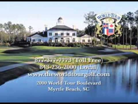 World Tour Golf Links in Myrtle Beach