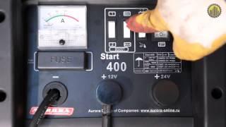 Пуско-зарядные устройства Aurora START 320 и Aurora START 400(Обзор, тест и работа пуско-зарядных устройств Aurora START 320 и Aurora START 400. Получить подробное описание и купить..., 2014-07-16T11:03:19.000Z)