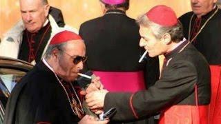 La santa casta del Vaticano