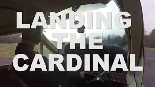 Landing the Cardinal