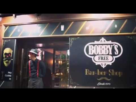 Bobby's Free Secret Cocktail Bar Barcelona