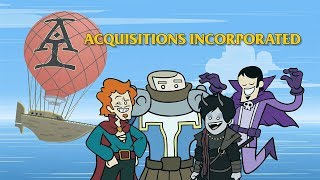 Acquisitions Incorporated Live - PAX West 2017 thumbnail