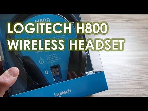 Logitech H800 UNBOXED! (4K60FPS)