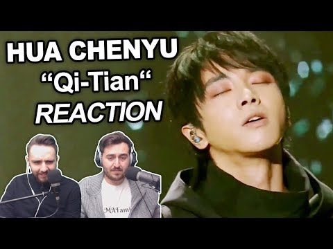 """Hua Chenyu - Qi-Tian"" Singers Reaction"